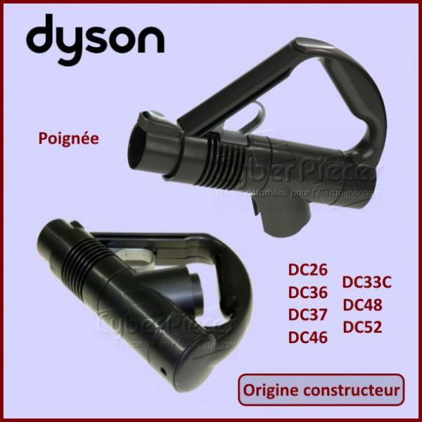 poign e aspirateur dyson 91727605 pour aspirateur petit electromenager pieces detachees. Black Bedroom Furniture Sets. Home Design Ideas