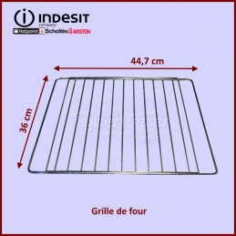 Grille de four 360x447mm Indesit C00131487 CYB-057516
