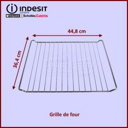 Grille de four 448x363mm Indesit C00138868 CYB-336260