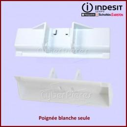 Poignée Blanche seule Indesit C00044653 CYB-047722