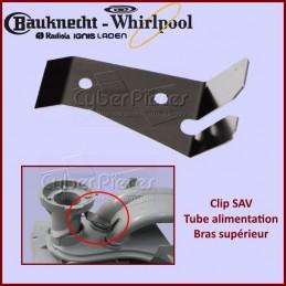 Clip SAV Tube d'alimentation/ Bras supérieur 481010437349 CYB-179218