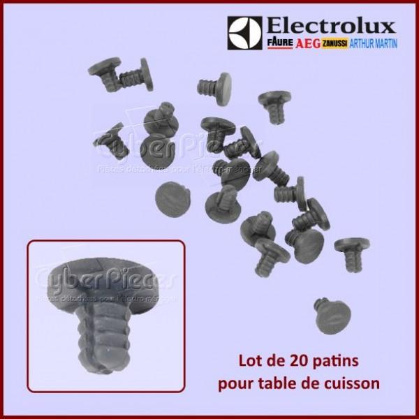 Kit de tampons pour table de cuisson Electrolux 50252309005