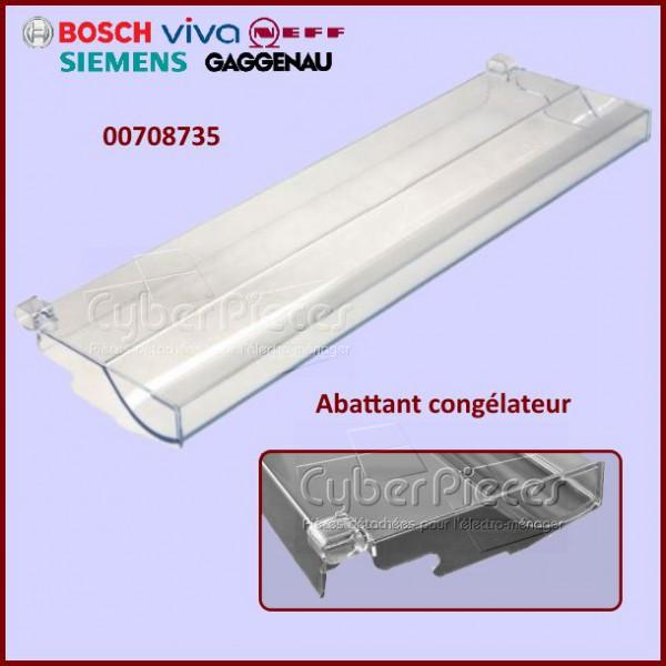 volet basculant bosch 00708735 pour refrigerateurs et congelateurs froid pieces detachees. Black Bedroom Furniture Sets. Home Design Ideas