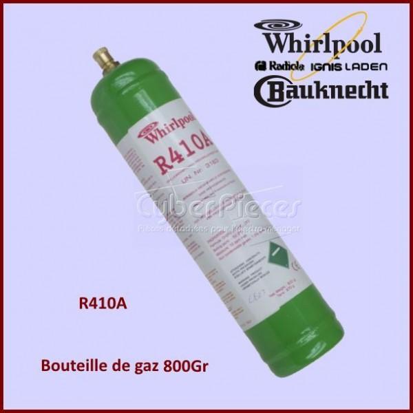 R410A Bouteille de gaz de 800Gr