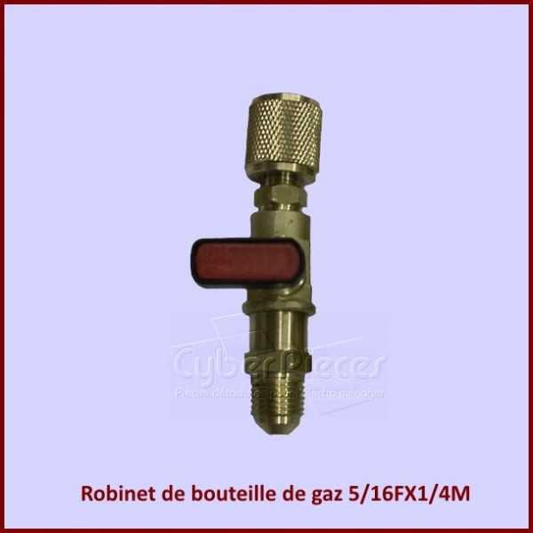 Robinet de bouteille de gaz 2KG 2,25KG (sauf R410A)