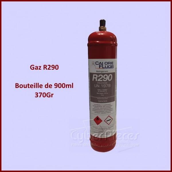 R290 bouteille de gaz de 900ML - 370G