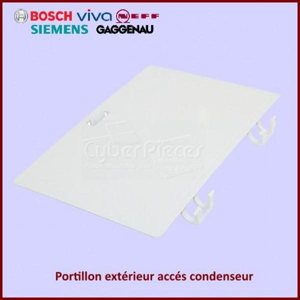 Portillon extérieur acces condenseur Bosch 00445427