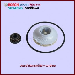 Jeu d'étanchéité + turbine Bosch 00419027 CYB-289726