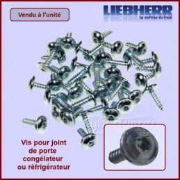 Vis 3,5x13mm à l'unité pour joint de porte Liebherr CYB-366496