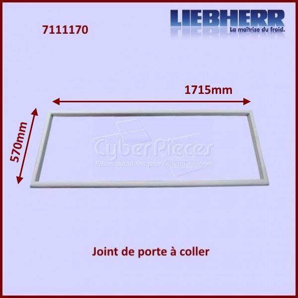 Joint De Porte 1715x570mm Liebherr 7111170