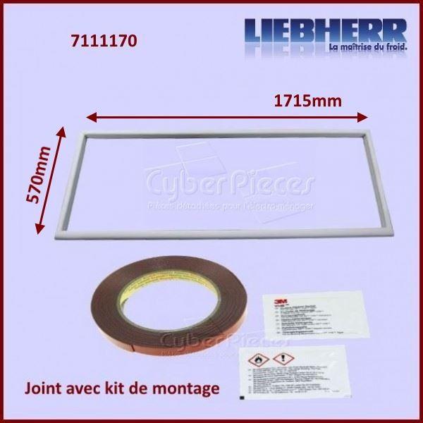 Kit Joint De Porte avec adhésif Liebherr 7111170