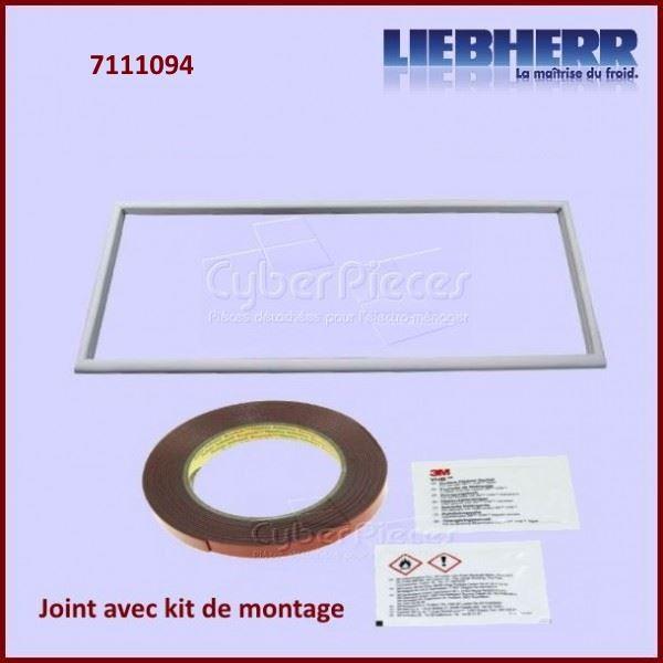 Kit Joint De Porte avec adhésif Liebherr 7111094