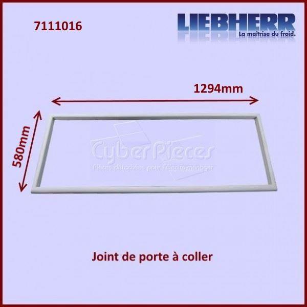 Joint de porte 1294x580mm  Liebherr 7111016