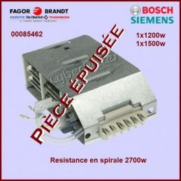 Résistance 2700w Bosch...