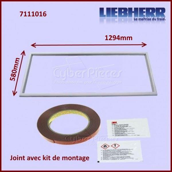 Kit Joint De Porte avec adhésif Liebherr 7111016