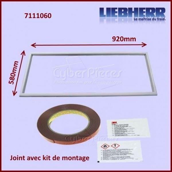 Kit Joint De Porte avec adhésif Liebherr 7111060