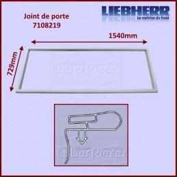 Joint de porte 1540x729mm Liebherr 7108219 CYB-095679