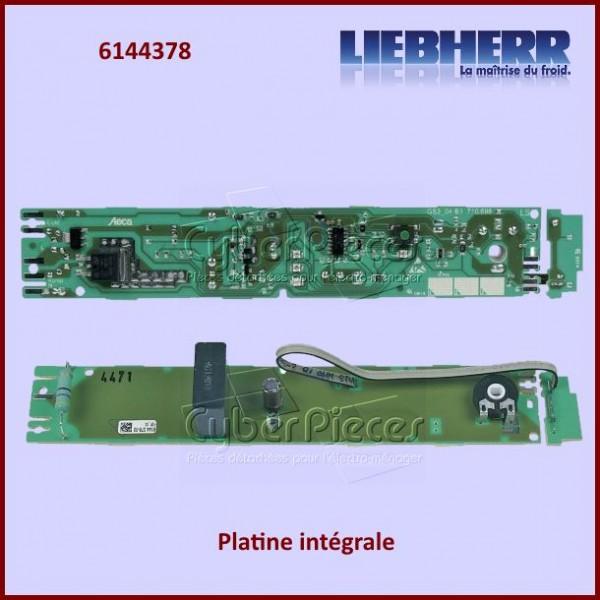 Platine intégrale Liebherr 6144378