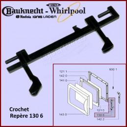Verrou crochet de porte Whirlpool 480120100333 CYB-175777