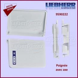 Poignée de portillon avec axe Liebherr 7430326 CYB-372664