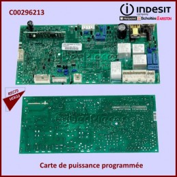 Carte de puissance HOT2005 Indesit C00296213 GA-225717