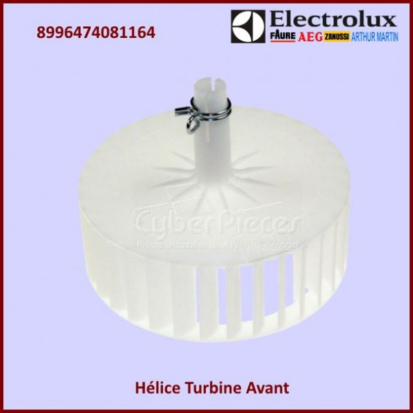 Hélice Turbine Avant Electrolux 8996474081164