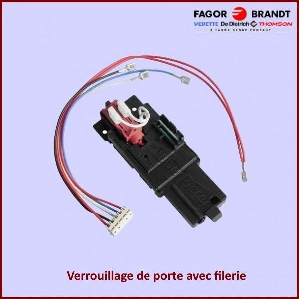 Verrouillage de Porte 70X1252 Brandt