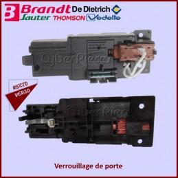 Verrouillage de porte sans filerie Brandt 72X6275 CYB-240567