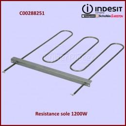 Résistance de sole 1200W Indesit C00288251 CYB-321747