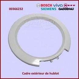 Cadre extérieur de hublot Bosch 00366232 CYB-071277