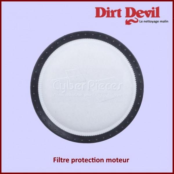 Filtre protection moteur Dirt Devil 2991001