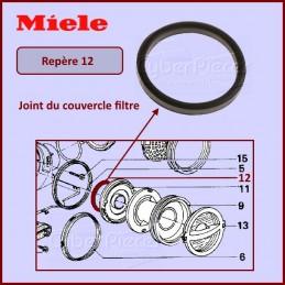 Joint de couvercle Miele 1548721 CYB-379564
