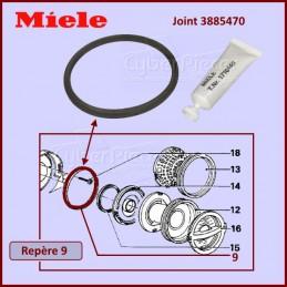 Joint de filtre Miele 3885470