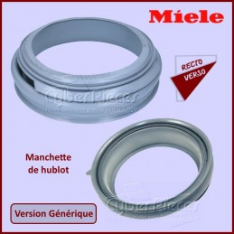 Manchette de hublot Miele Version Adaptable 6816001 CYB-011020