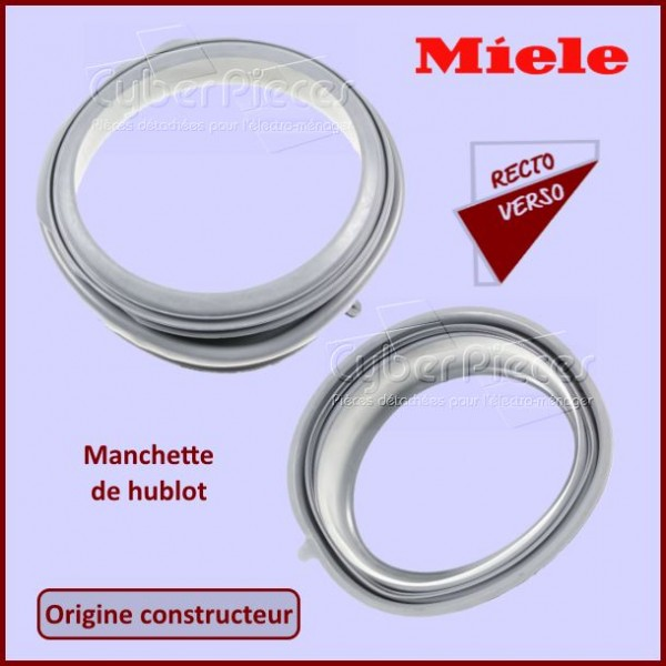 Manchette de hublot Origine Miele qualité Domestique 6816001