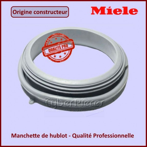 Manchette Miele 4259960 Version Origine - Qualité Pro