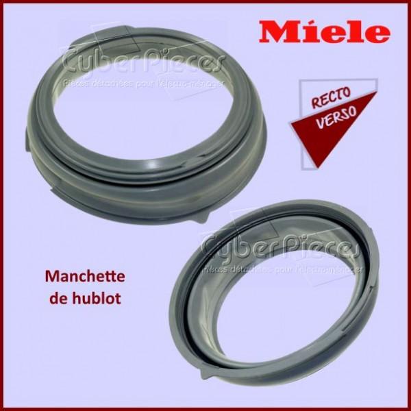Manchette de hublot Miele 1548462 - Adaptable