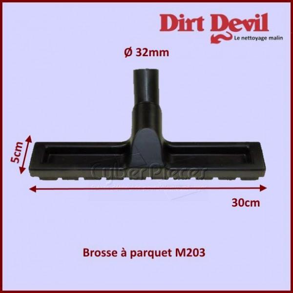 Brosse parquet M213-1 Dirt Devil M203