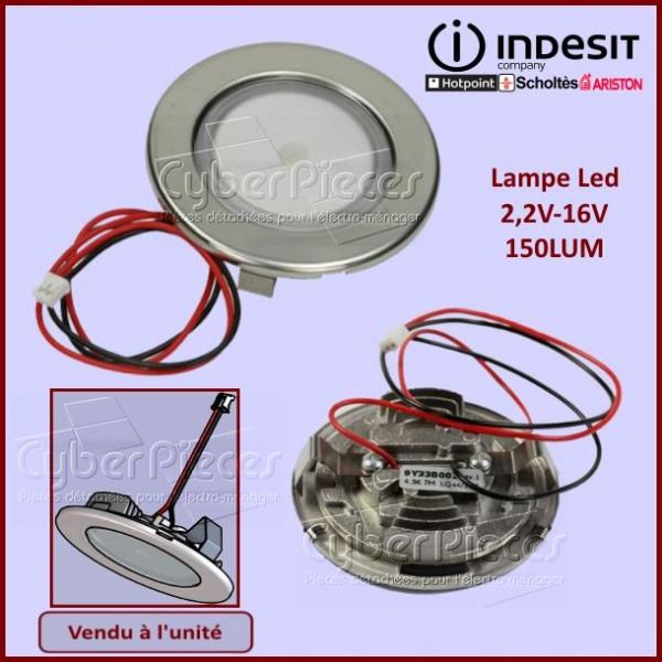 Lampe Led 2,2V-16V-150LUM Indesit C00298772