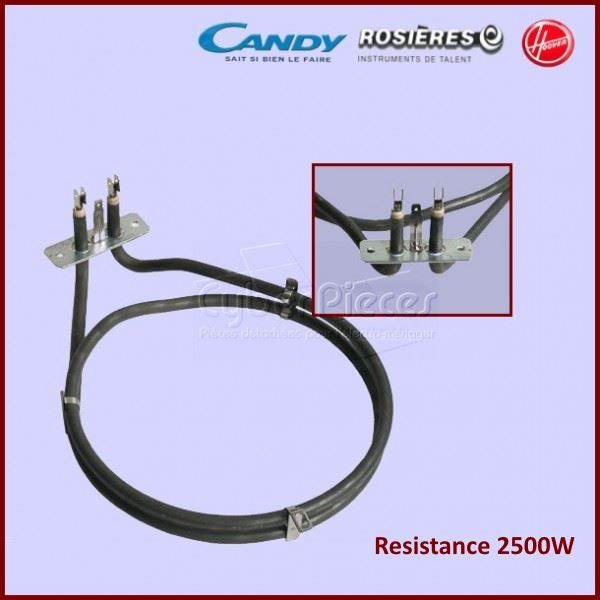 Resistance circulaire 2500W GIAS 93552271
