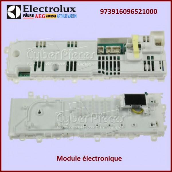 module electronique configur electrolux 973916096521000. Black Bedroom Furniture Sets. Home Design Ideas