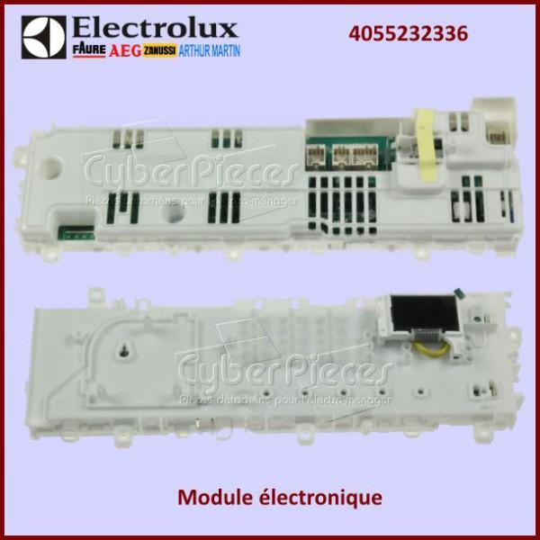 module electronique electrolux 4055232336 configurer par. Black Bedroom Furniture Sets. Home Design Ideas