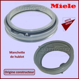 Joint de hublot version d'origine MIELE 5710955 CYB-126298