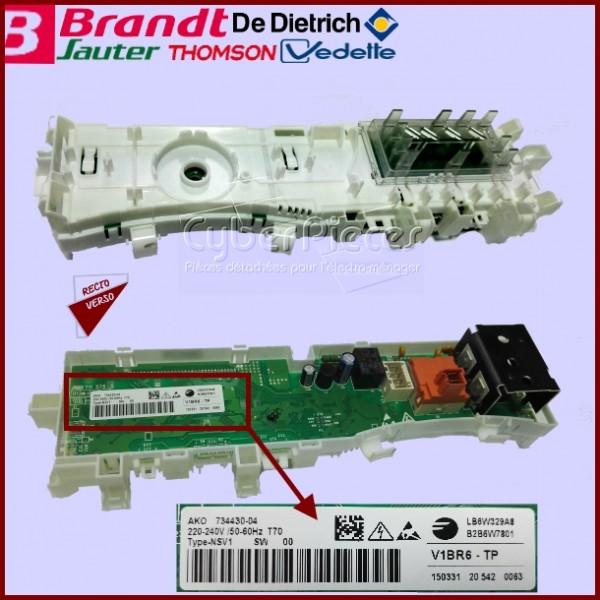 Carte Electronique Brandt AS0019662