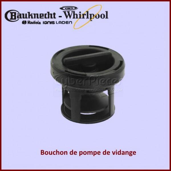 Capot de pompe Whirlpool 481936078227