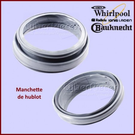 Manchette De Hublot Whirlpool 481246668557