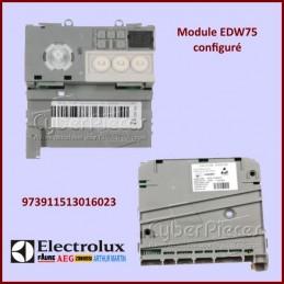 Carte électronique EDW750 configuré Electrolux 973911513016023 CYB-265287
