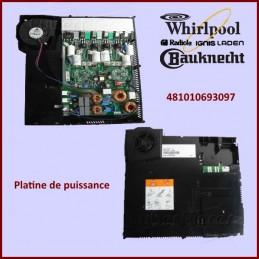 Carte électronique de puissance Whirlpool 481010693097 CYB-355339