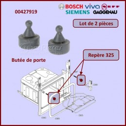 Butée de porte Bosch 00427919