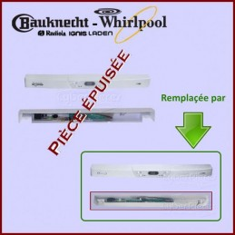 Bandeau + carte Whirlpool...